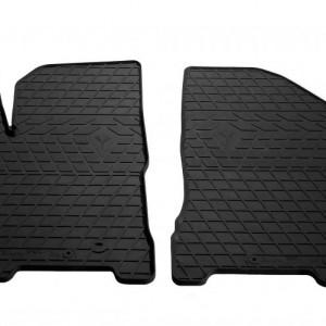 Передние автомобильные резиновые коврики Lada Vesta 2015- (1036042)