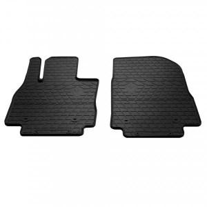 Передние автомобильные резиновые коврики Mazda 2 (DJ) 2014- (1011082)