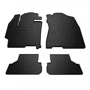 Комплект резиновых ковриков в салон автомобиля Mazda Premacy 1999- (1011154)