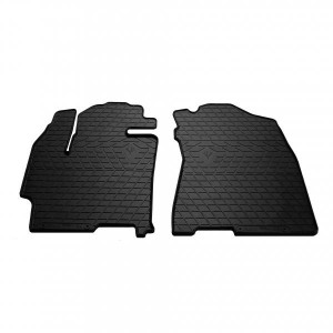 Передние автомобильные резиновые коврики Mazda Premacy 1999- (1011152)