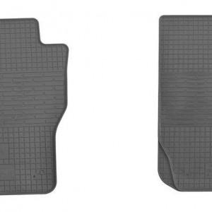 Передние автомобильные резиновые коврики Mercedes GLE 14- (1012062)