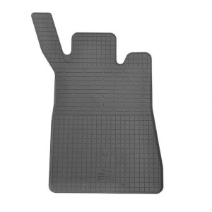 Водительский резиновый коврик Mercedes W203 (1012134 ПЛ)