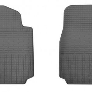 Передние автомобильные резиновые коврики Nissan Micra K13 2013- (1014142)