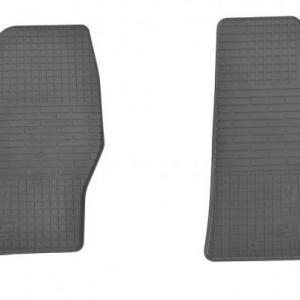 Передние автомобильные резиновые коврики Nissan Navara D40 (1014152)