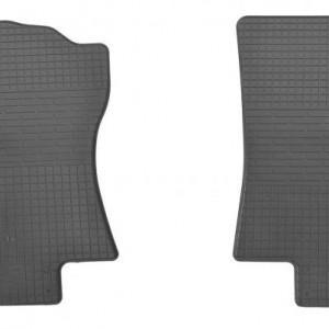 Передние автомобильные резиновые коврики Nissan X-Trail/Rogue (T32) 2014- (1014082)