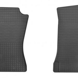 Передние автомобильные резиновые коврики Opel Combo 2011- (1006152)