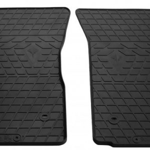 Передние автомобильные резиновые коврики Buick Regal 2017- (1015212)