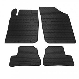 Комплект резиновых ковриков в салон автомобиля Peugeot 206 (1016044)