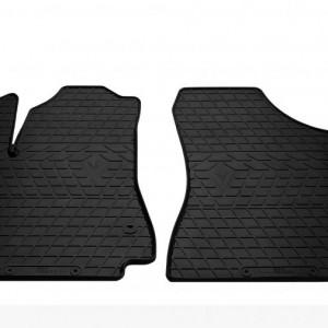 Передние автомобильные резиновые коврики Peugeot Partner 2008- (1016172)