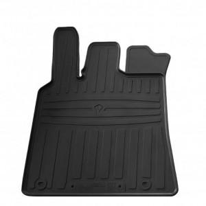 Водительский резиновый коврик Porsche Macan 2014- (1052024 ПЛ)