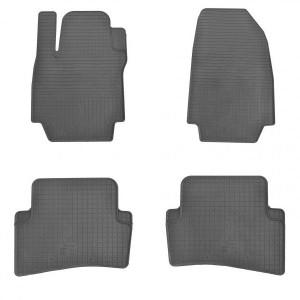 Комплект резиновых ковриков в салон автомобиля Renault Captur (1018084)