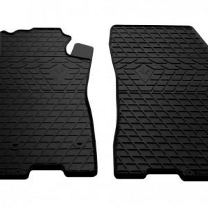 Передние автомобильные резиновые коврики Renault Fluence (1018222)