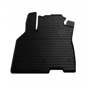 Водительский резиновый коврик Renault Fluence (1018224 ПЛ)