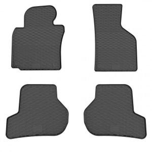 Комплект резиновых ковриков в салон автомобиля Seat Toledo III 2004- (1020144)