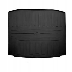 Резиновый коврик в багажник Skoda Octavia III liftback 2013- (3020011)