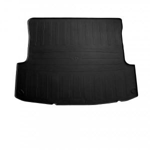 Резиновый коврик в багажник Skoda Octavia I liftback 1997- (3020021)