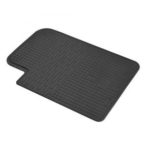 Водительский резиновый коврик Ssang Yong Rexton W 2013- (1019024 ПЛ)