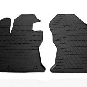 Передние автомобильные резиновые коврики Subaru Forester 2018- (1029052)