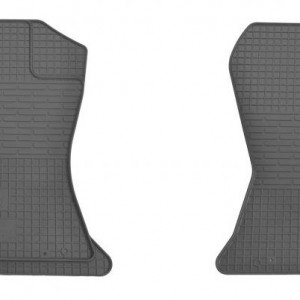 Передние автомобильные резиновые коврики Subaru Legacy 2009-2014 (1029012)