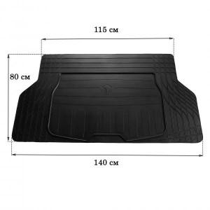 Коврик в багажник (размер S) (3023021)