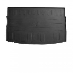 Резиновый коврик в багажник Volkswagen Golf VII hatchback (top trunk) 2013- (3024031)