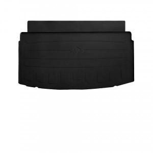 Резиновый коврик в багажник Volkswagen Polo hatchback 2017- (3024021)