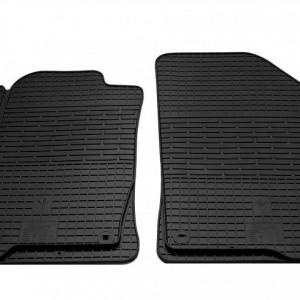 Передние автомобильные резиновые коврики Mazda 2 2002-2007 (1007082)
