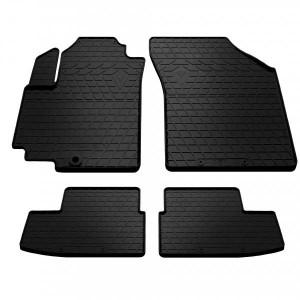 Комплект резиновых ковриков в салон автомобиля Suzuki Splash 2007-2014 (1021074)