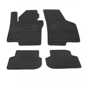 Комплект резиновых ковриков в салон автомобиля VW Jetta 2011 - 2016 (1024144)