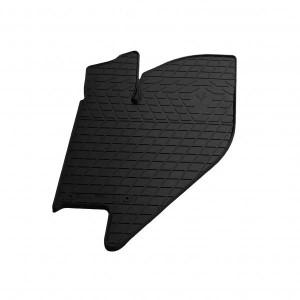 Водительский резиновый коврик Lada Kalina 2004- (1036034 ПЛ)