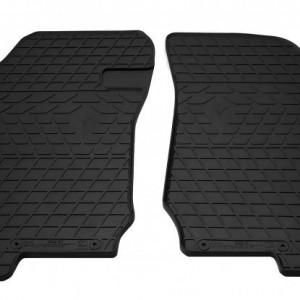 Передние автомобильные резиновые коврики Hyundai Elantra (HD) 2006-2010 (1009262)