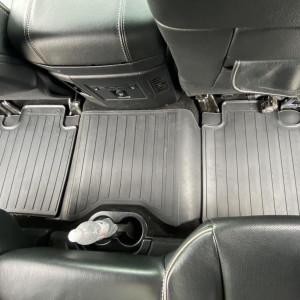 Комплект резиновых ковриков в салон автомобиля Dodge Ram 1500 (Crew cab) (2009-2018) (special design 2017) (1053064)