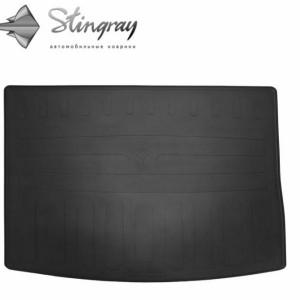 Резиновый коврик в багажник Skoda Karoq 2017- (3024061)