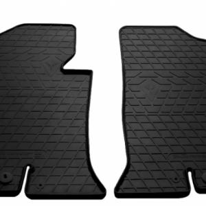 Передние автомобильные резиновые коврики Hyundai Sonata YF 2011- (1009372)