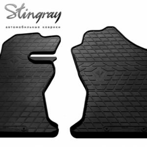 Передние автомобильные резиновые коврики Subaru XV 2017- (1029072)