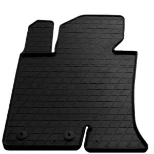Водительский резиновый коврик Hyundai Sonata YF 2011-2014 (1009374 ПЛ)