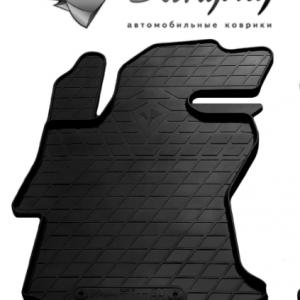 Водительский резиновый коврик Subaru XV 2017- (1029074 ПЛ)